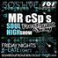 DJ MRcSp` pres. Soul High (Fresh Sweet &amp;amp; Sexy) Show with Special Guest Malik Fulsoul 08/03/13 pt