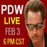 Pete Weber Fan Chat Feb 3 - 2011