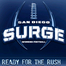 San Diego Surge Womens Football