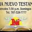 Iglesia Nuevo Testamento en Bayamón