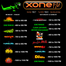 XONE FM RADIO ON LINE 08/28/11 09:09PM