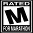 Rated M for Marathon