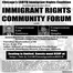 LGBT Immigrant Rights Community Forum