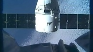SpaceX Dragon successfully docks with ISS