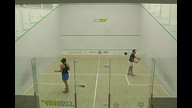 Quarter Finals - Miranda Ranieri (7) Vs. Deon Saffery (4)