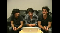 Jonas Brothers Live Chat and Album Preview