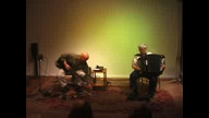 Pauline Oliveros and David First Concert