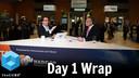 Day 1 Wrap | DataWorks Summit Europe 2017