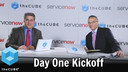 Day One Kickoff   ServiceNow Knowledge 2017