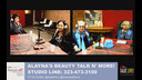 Dr. Robby Gordon of the Hollywood Sculpture Garden on Alayna's Beauty Talk n' More! 05-10-17