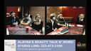 Los Angeles Cello Quartet on Alayna's Beauty Talk n' More! 05-31-17