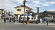 衆院議員議員選挙立候補者  福田あきお出陣式(無所属) 栃木2区