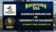 GLENDALE Merlins U20 vs Univ of Colorado