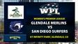 GLENDALE Merlins vs SD Surfers WPL