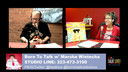 Radio Personality Bill Dudley on Born To Talk w' Marsha Wietecha 11-13-16