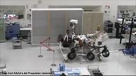 Curiosity Cam 11/22/10 11:30AM PST