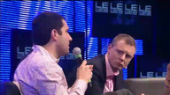 Wikileaks discussion at Le Web