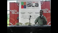 Radio Isla 1320 12/15/10 08:25AM