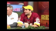 Redskins Fan Zone Live - 12/27/10