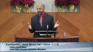 Emmanuel God With Us - John 1:1-5