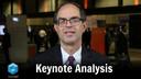 Keynote Analysis   Dataworks Summit EU 2018