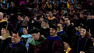 Graduate Commencement 2018