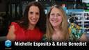 Katie Benedict, KPMG & Michelle Esposito, JM Family | ServiceNow Knowledge18