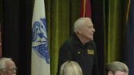 Fall 2018 Veterans Honor Stole Ceremony