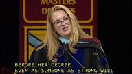 Fall 2018 Mary Lou Fulton Teachers College Convocation