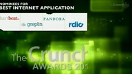 Best Internet Application 4th Annual Crunchies Awards