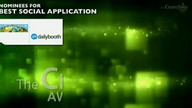 Best Social Application presented by Marissa Mayer of Google at the 4th Annual Crunchies Aw