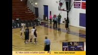 DC Mens Basketball vs Earlham