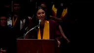 New College Spring 2019 Convocation - Yammel Paletta speaks about Alumni Engagement & Impact