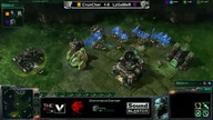The V - Week 9 - EG.LzGaMeR vs. coL.CrunCher - Game 2!