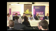 The Panel Debate: Budget 2011 at Manchester Business School