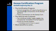 Kaseya Connect 2011 Opening Session