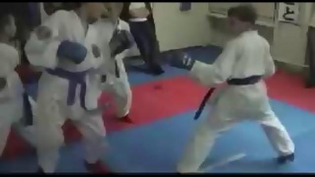 Никопольское каратэ скс
