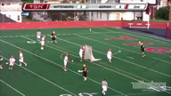 Wittenberg Men's Lacrosse vs. Adrian, NCAA Tournament - 5/11/11
