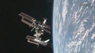 Astronauts embark on historical flight