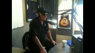 Z-104.5 The Edge Studio recorded live on 6/9/11 at 8:50 AM CDT