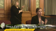Open Budget Hearings Part Eight