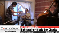Music for Charity Rehearsal