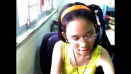 Dhecie Meria Live Chat 07/23/11 02:02AM