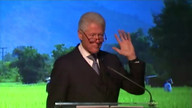 Rockefeller Foundation Innovation Forum: Bill Clinton