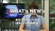 WHAT's NEW's 「Android Cafe放送スタート!!」
