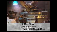 The P Man Show August 4 2011