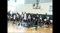 Drew League Summer Pro-AM Basketball 08/13/11 04:28PM