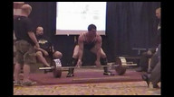 USAPL Raw Nationals 90/100 kg men Deadlift
