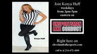 unsportsmanlike conduct 8-24-11guests Renard Safo,Cashmere Jackson,Prenice brewer