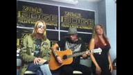 Z-104.5 The Edge Studio recorded live on 8/25/11 at 1:39 PM CDT